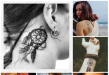 Dream Catcher tatuajes ideas 2016