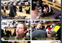 Evgeni Malkin. This was the funniest In the Room episode ever