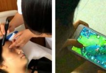21 year old Chinese Woman Goes Blind after Playing Mobile Game for Hours Non stop