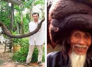 Meet the Man from Vietnam Who could've been the Man with the Longest Hair in the World