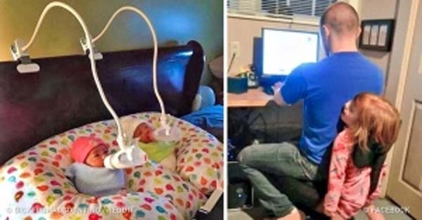 28 Cool Parents Who Learned to Take Everything Easy