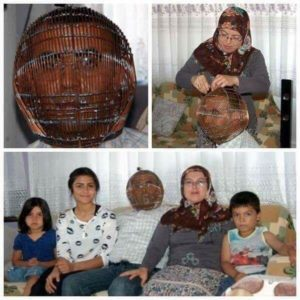 Turkish Man 'Cages' His Head to Quit Smoking and Only His Wife Has the Key to Open for Meals