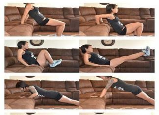 Lazy Girl Couch Entrenamientos